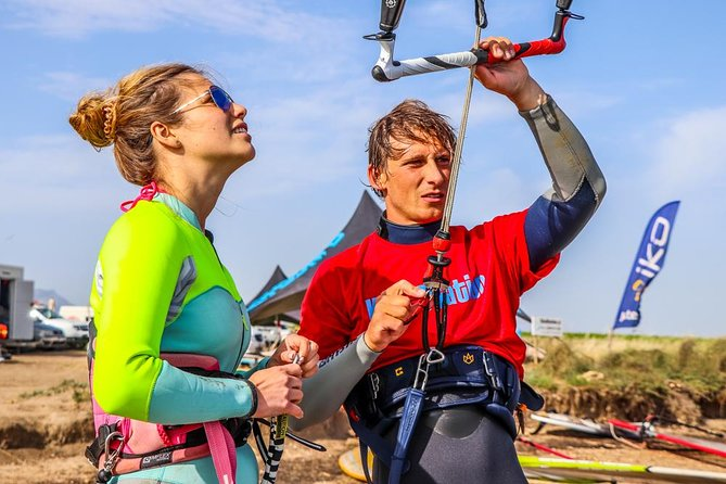 6h kite course for two people (price for two!)