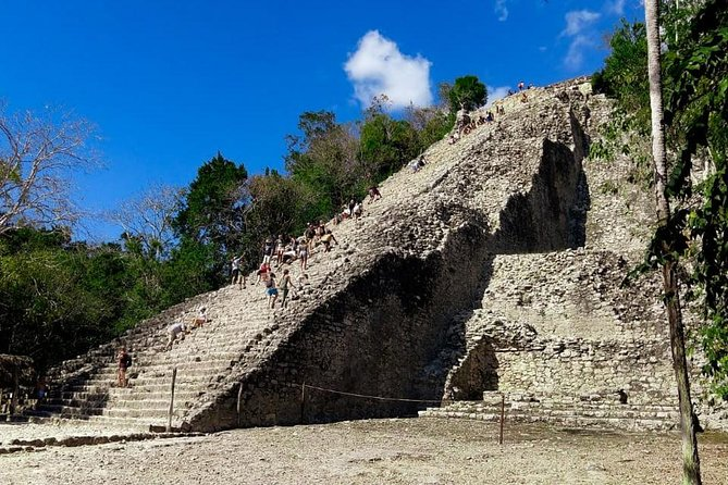 Excursion to Cobá with swim in cenote and buffet lunch