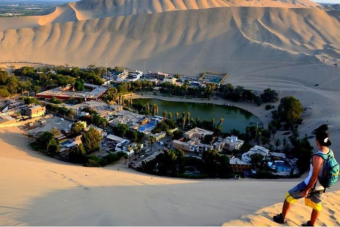 THE ROUTE OF GOLD 2D 1N, the best of southern Peru (Ballestas, Paracas, Huacachina)
