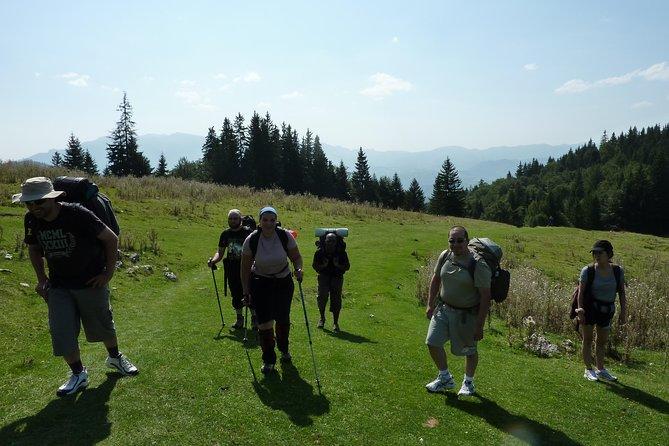 One Day Breathtaking Hike in Piatra Craiului