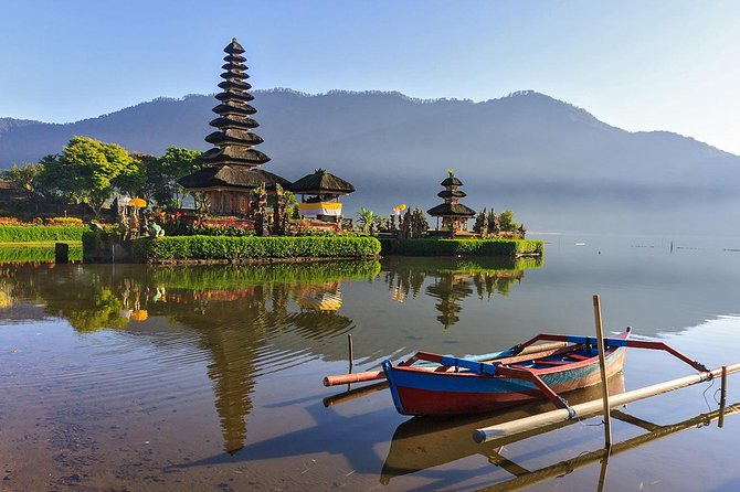 Ubud Bali West Tour