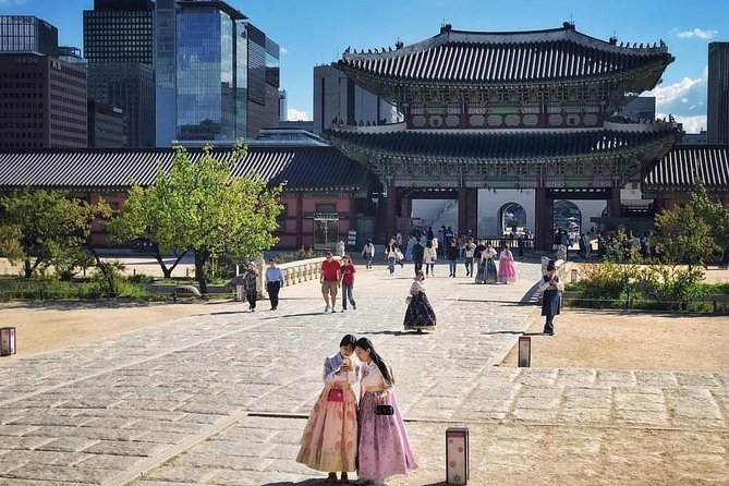 Seoul Private Customized Tour (up to 10pax)