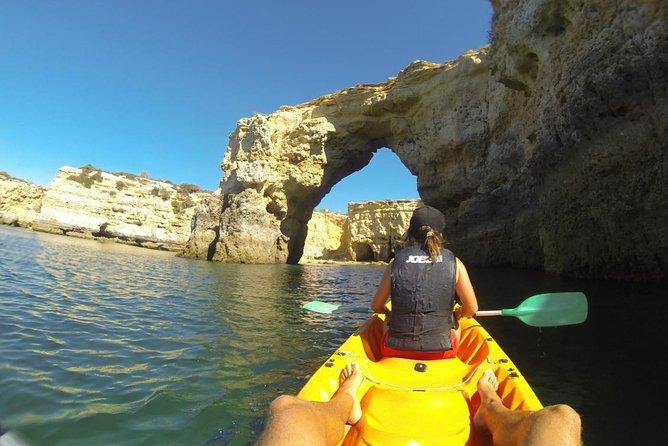 Explore Algarve Caves & Wild Beaches Kayak Tour