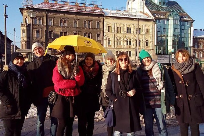 Urban Tour of the Outer viii district Budapest