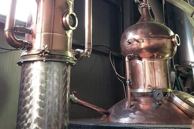 Distillery Tour - Dorodouli Signature Flight