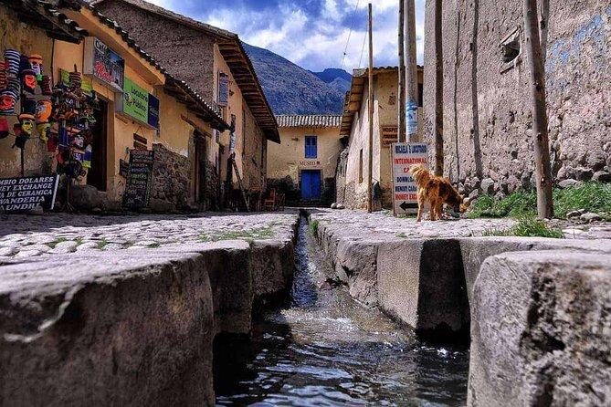 Private Transfer from Cusco City to Ollantaytambo Train Station by Sedan Car