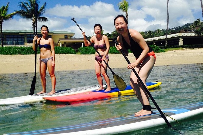 Chinaman's Hat stand up paddle board tour