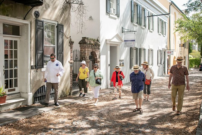 Undiscovered Charleston is the only chef guided food tour with lunch and wine in the Holy City