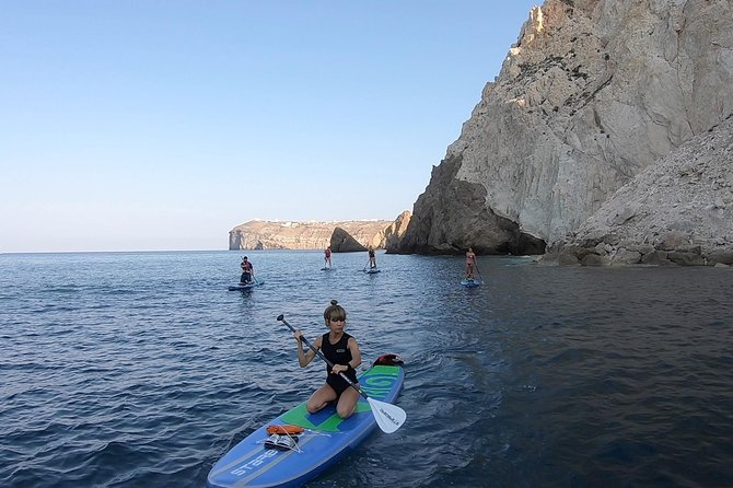 Santorini:Stand-Up Paddle and Snorkel Adventure photo 6