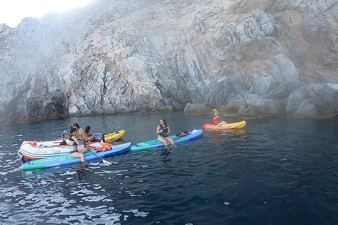 Santorini:Stand-Up Paddle and Snorkel Adventure photo 11