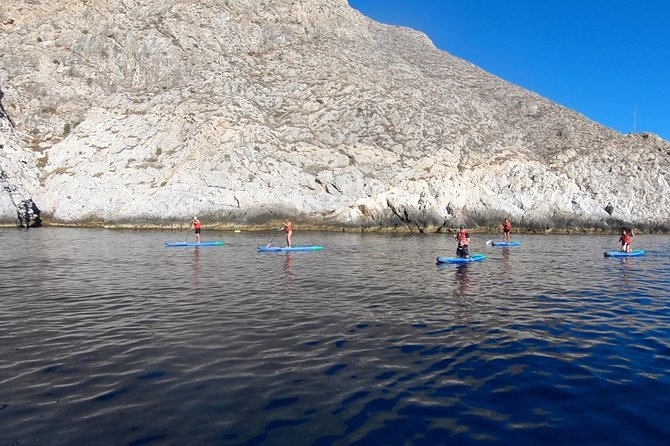 Santorini:Stand-Up Paddle and Snorkel Adventure photo 7