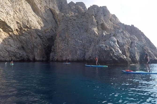 Santorini:Stand-Up Paddle and Snorkel Adventure photo 8