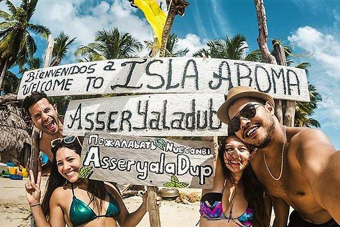 San Blas Islands - Isla Aroma Private Cabin 3D & 2N plus San Blas Day Tour