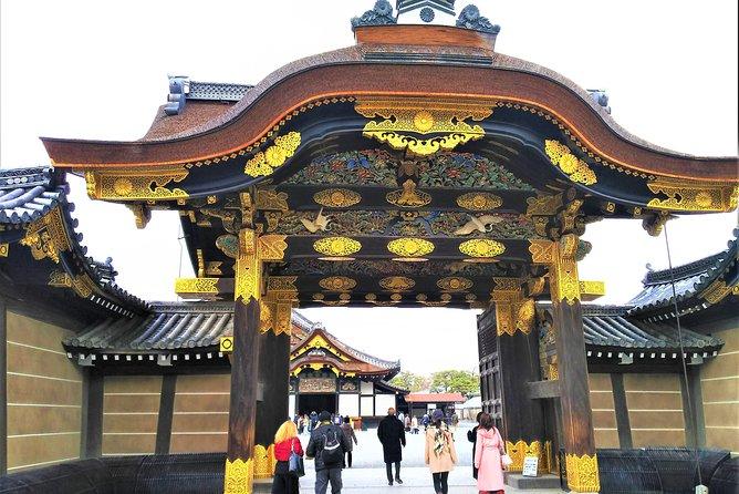 Kyoto Samurai and Geisha Town Private Tour