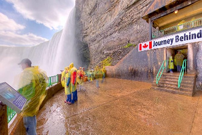 Lets Get Wet! Tour (Niagara Falls, ON)