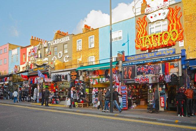 Market Tours: London Street Market Tour for 5-8 Travellers