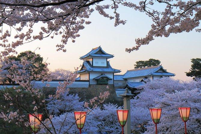 Private half day tour with professional photographer - Kanazawa old classics