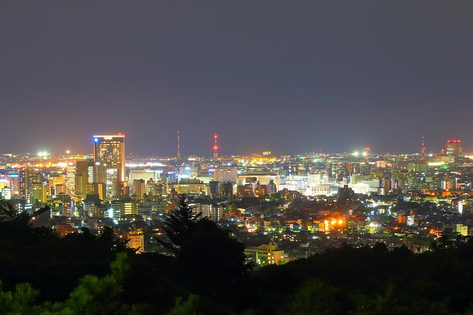 Private night tour with professional photographer - Kanazawa by night