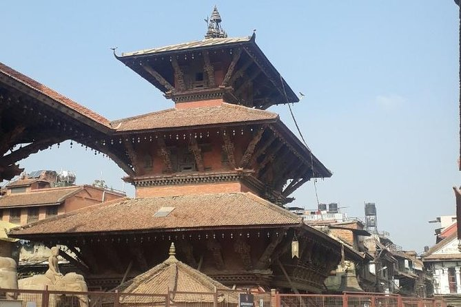 Guided World Heritage Site Tour in Kathmandu and Bhaktapur