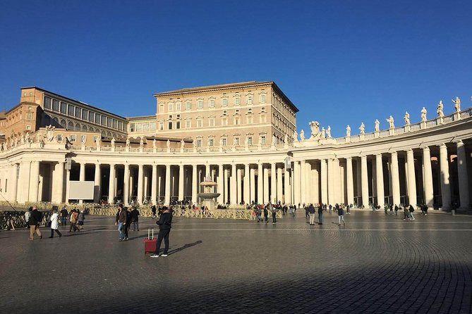 The Vatican City exclusive tour !!! No line !!! With guide !!! photo 13