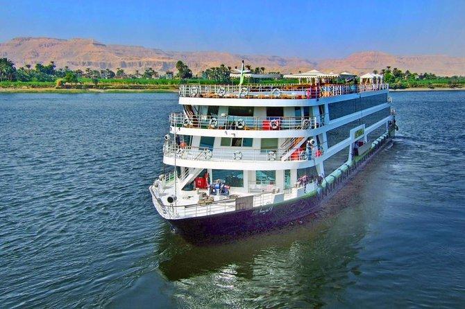 7 Days 6 Nights Nile Cruise From Luxor To Aswan & Abu Samble