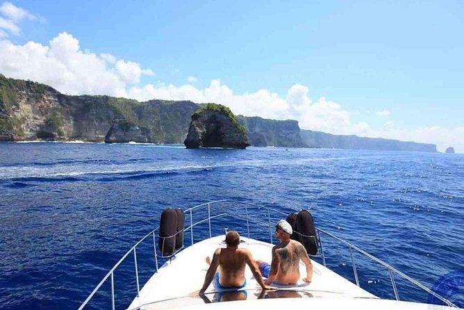 Nusa Penida & Nusa Lembongan Snorkeling Trip With Private Luxury Boat