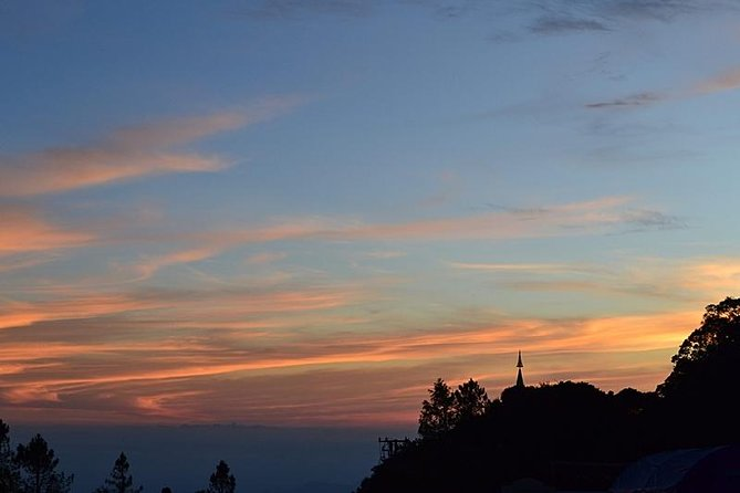 Mount Doi Inthanon National Park Sunrise and Hiking
