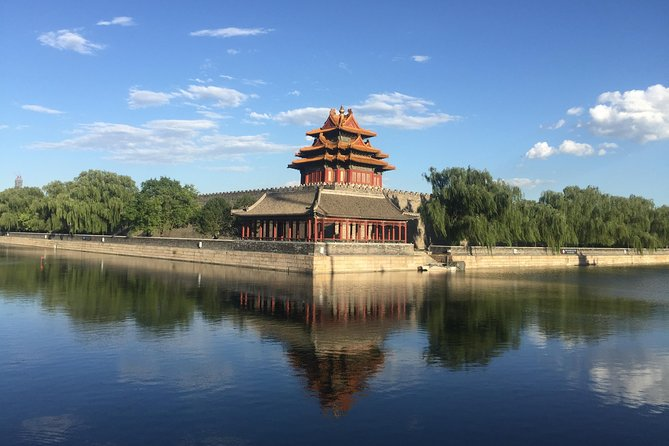 Forbidden City, Tiananmeng Square&Temple of Heaven
