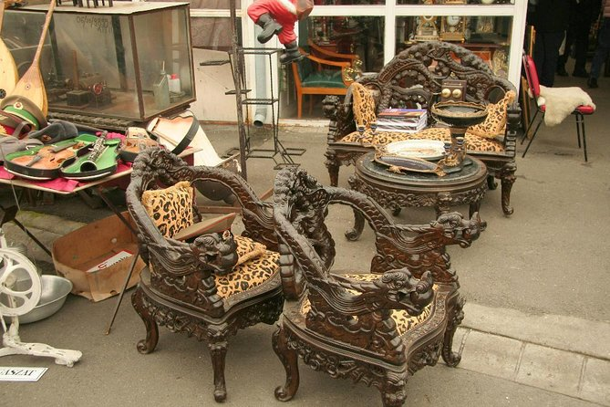 Flee Market Pick-up - Treasure hunting in Budapest