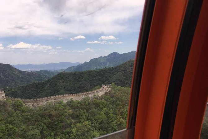 Afternoon Mubus to the Mutianyu Great Wall (11:00am Departure)