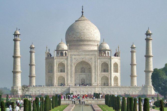 Private Day Trip Taj Mahal By Car From Delhi And Back