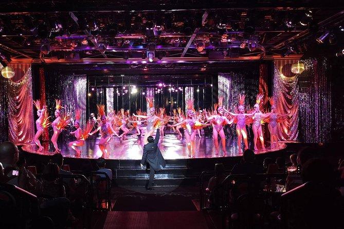 Bangkok Calypso Cabaret Show Tour With Optional Dinner.