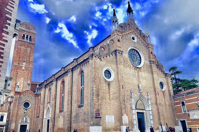 San Polo, Rialto & Frari: 2-Hour Private Walking Tour in Venice