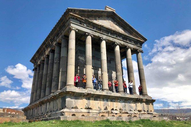 Daily tour Garni-Geghard-Arch of Charents-Echmiadzin-Gayane- Hripsime-Zvartnots