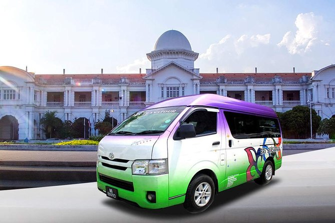 Private City Transfers for Ipoh and Surrounding Cities