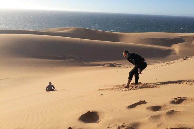 Sahara Sand Dunes ( Desert Style) In Agadir