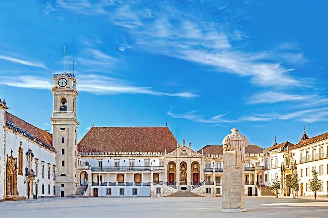 Coimbra and Aveiro Full-Day Private Tour from Lisbon