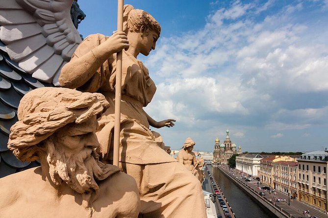 St.petersburg Must Sees With Catherine Palace, Amber Room And Park 1 Day Tour photo 6