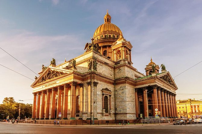 Highlights Of St. Petersburg With River Cruise 1 Day Tour photo 2