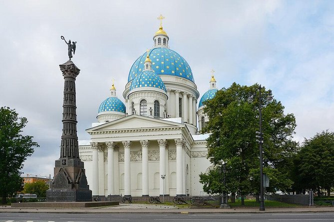 Highlights Of St. Petersburg With River Cruise 1 Day Tour photo 7