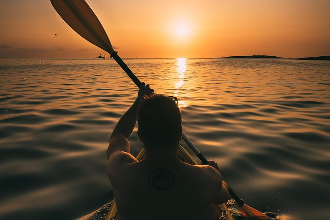 SUNSET WINE TOUR by KAYAK or SUP