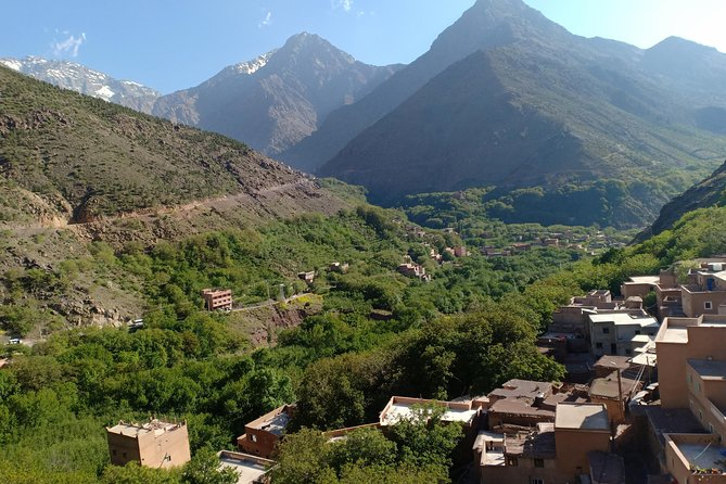 Day trip from Marrakech to atlas mountains photo 1