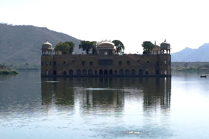 Over Night Private Tour Of Jaipur From New Delhi