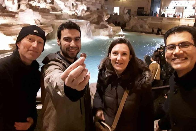 Treasure hunt: Da Vinci Code in Rome