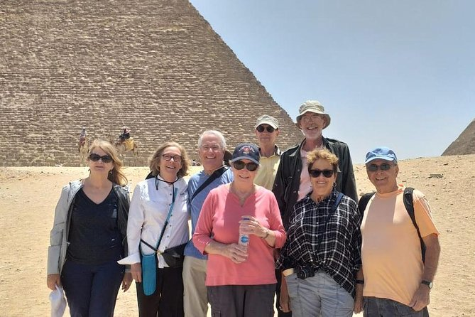 Private Giza Pyramids and Sakkara Tour photo 6