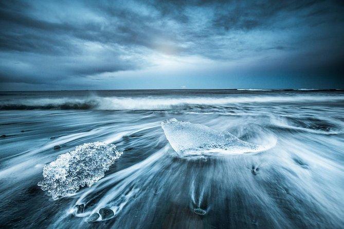 Viagem diurna para a Lagoa Glaciar: Jökulsárlón saindo de Reykjavik