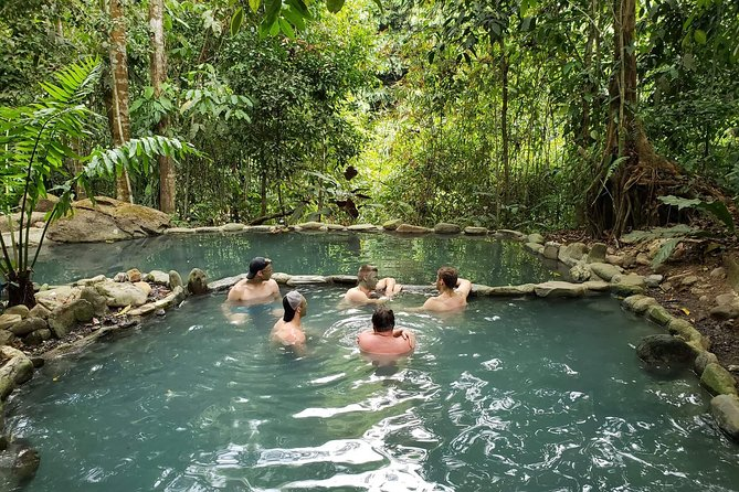 Hot Springs in the Jungle