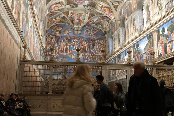 Private Customizable Rome Tour with Early Vatican Museums and Colosseum (8hrs) photo 3