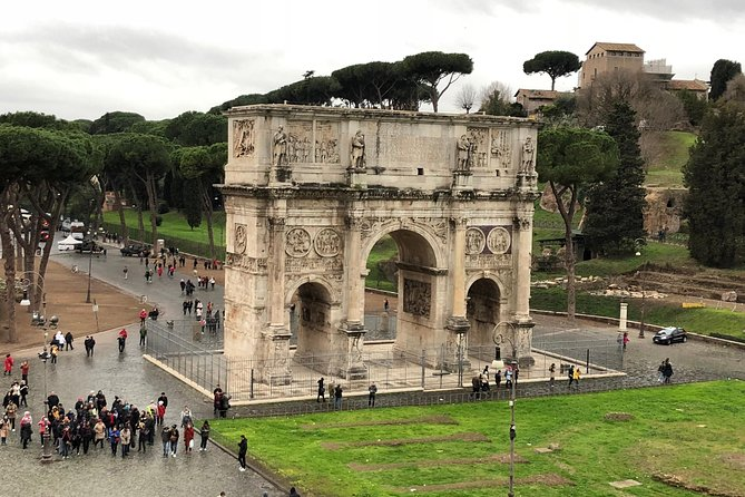 Private Customizable Rome Tour with Early Vatican Museums and Colosseum (8hrs) photo 16
