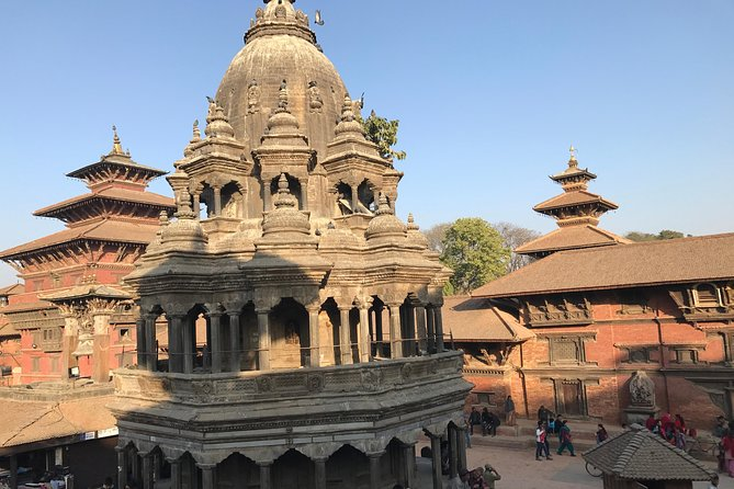 A day tour in Kathmandu Valley, Privet day trip in Kathmandu City